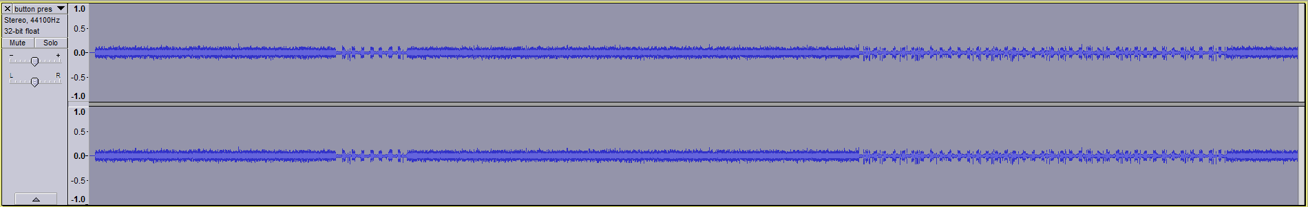 Before noise reduction